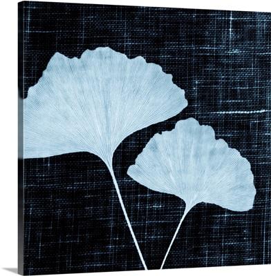 Leaves on Linen I