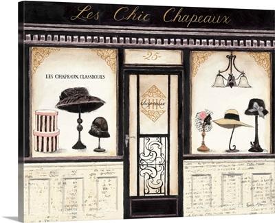 Les Chic Chapeaux