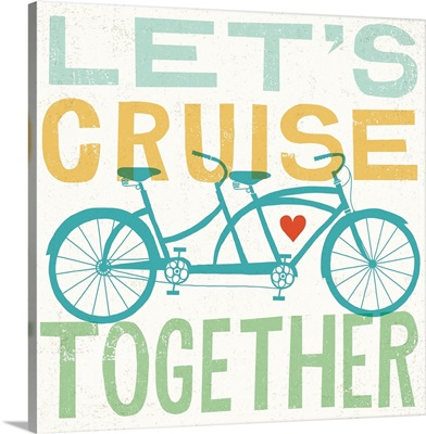 Let's Cruise Together I