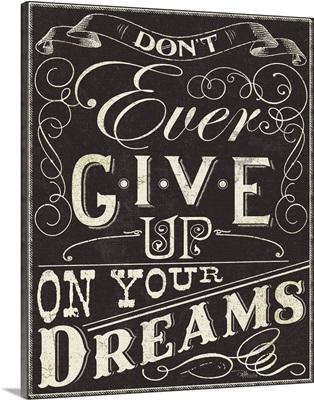 Life and Dreams I