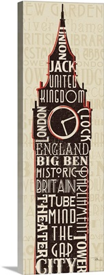 London City Words II