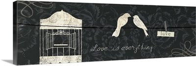 Love Paris Panel III