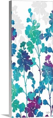 Mallow Blue Panel I