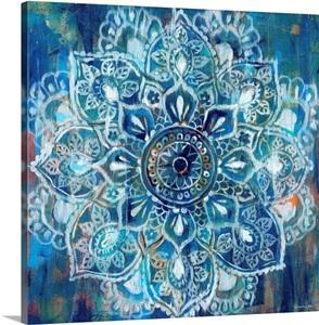 Mandala Wall Art Canvas Prints Mandala Panoramic Photos Posters Photography Wall Art Framed Prints Amp More Great Big Canvas