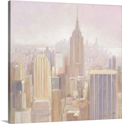 Manhattan in the Mist