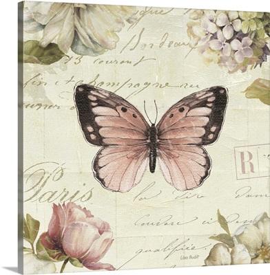 Marche aux Fleurs Butterfly I