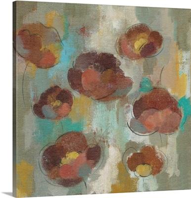 Marsala Blooms II