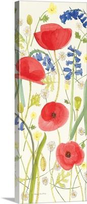 Meadow Poppies III