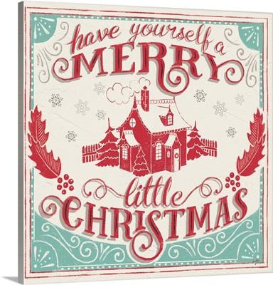 Merry Little Christmas V