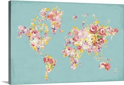 Midsummer World Turquoise