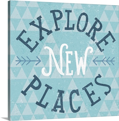 Mod Triangles - Explore New Places