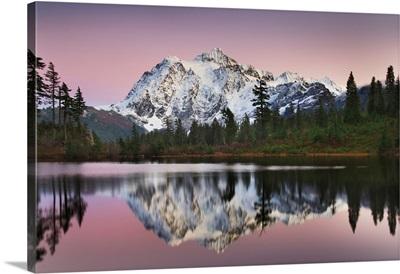 Mount Shuksan Reflection II