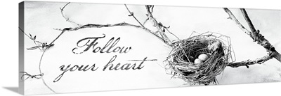 Nest and Branch III Follow Your Heart