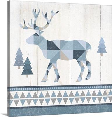 Nordic Geo Lodge Deer IV