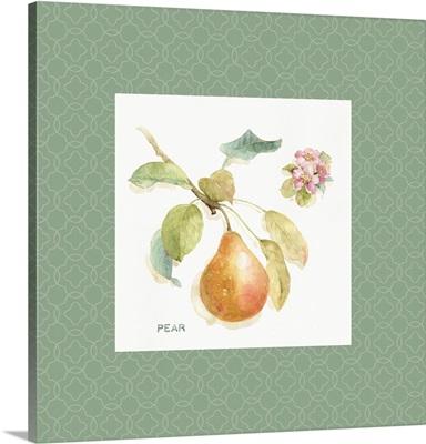 Orchard Bloom II Border