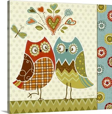 Owl Wonderful II