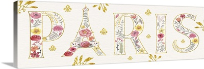 Paris Blooms V