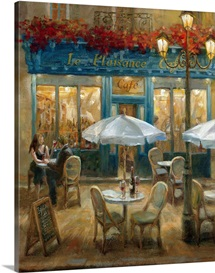 Paris Cafe I