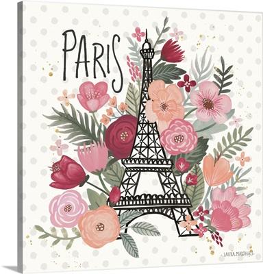 Paris is Blooming II