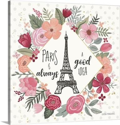 Paris is Blooming IV