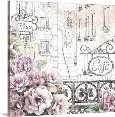 Paris Roses I
