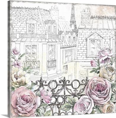 Paris Roses II