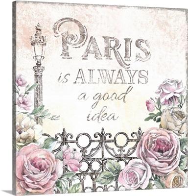 Paris Roses IV