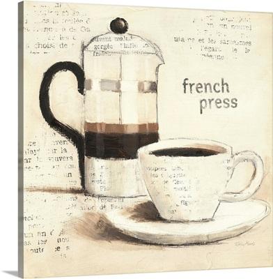 Parisian Coffee III
