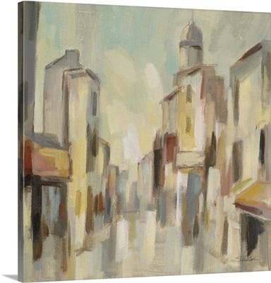 Pastel Street I