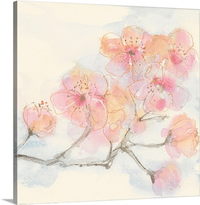 Pink Blossoms III