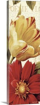 Poesie Florale Panel II