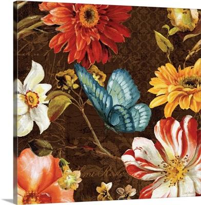 Rainbow Garden III - Chocolate -