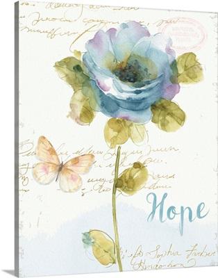 Rainbow Seeds Floral VII Hope
