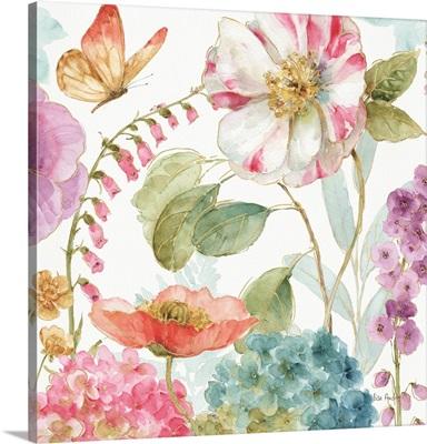 Rainbow Seeds Flowers II
