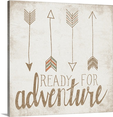 Ready for Adventure Beige