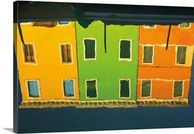 Reflections of Burano IX