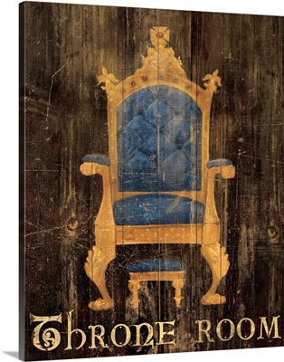 Regal Throne