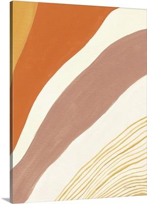 Retro Abstract IV Bright