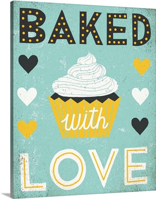 Retro Diner - Baked With Love