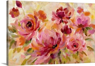 Romantic Bouquet Crop