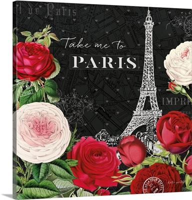 Rouge Paris III Black