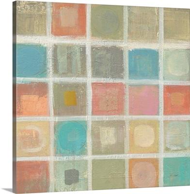 Sea Glass Mosaic Tile I