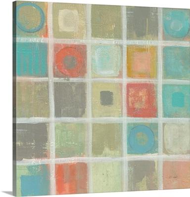 Sea Glass Mosaic Tile IV