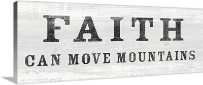 Signs of Faith VI