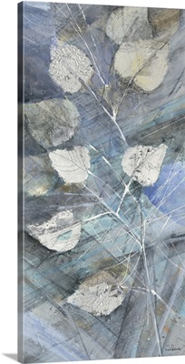 Silver Leaves I