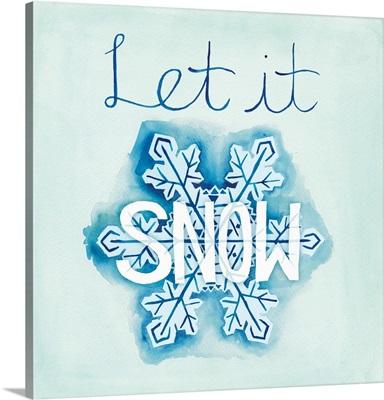 Snowflake Sayings I