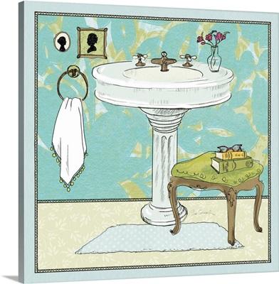 Soak Awhile - Sink