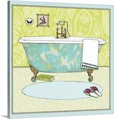 Soak Awhile - Tub