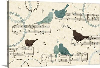 Song Birds IV