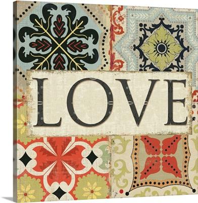 Spice Santorini I - Love